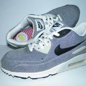 7926a43bfe Nike Shoes - Men's 12 Nike Air Max 90 Premium Shoes Picnic Pack